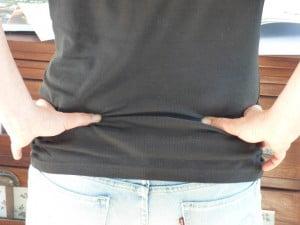 Auto-massage du dos